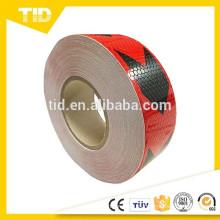 cinta reflectante roja anaranjada