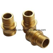 Kupfer Druckguss Koaxial Stecker für Wasser