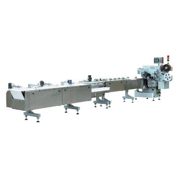 FULL-AUTOMATIC DUBBELE TWIST PACKING MACHINE