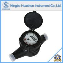 Multi Jet Water Meter / Liquid Sealed Water Meter / Plastic Water Meter