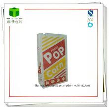 China Kraft Paper Popcorn Bag