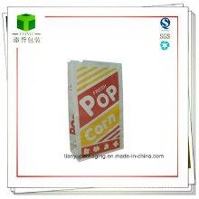 Мешок попкорна бумажной бумаги Кита крафт