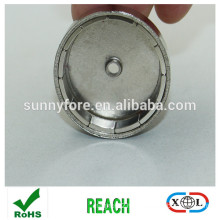 small size arc magnet motor for wind generator