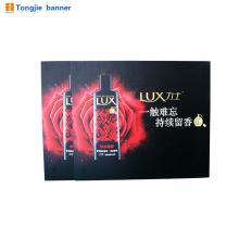 Publicidad de diseño personalizado de la forma Corflute board printing