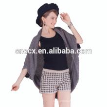 PK17ST171 2017 moda de senhora único cardigan multifunções das mulheres