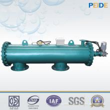 Água doce Auto limpeza Purificadores de água industriais Filtro de água