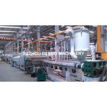 PVC Artic Marble Sheet Produktionslinie
