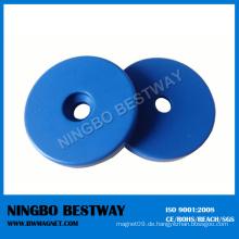 Kodierer verbundener Magnet D101.1mm Ring-Magnet