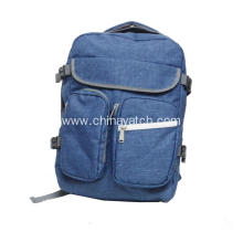 New style laptop bag with zipper pockets
