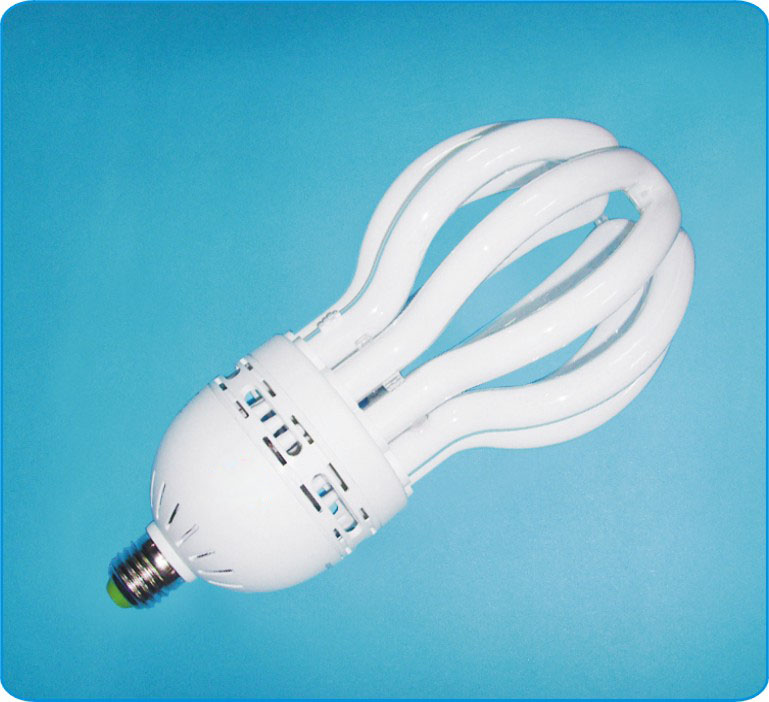 5U 105w Lotus Energy Efficient Lights / cfl bulbs