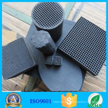 China-Bienenwaben-Kohle-Aktivkohle mit niedrigstem Preis