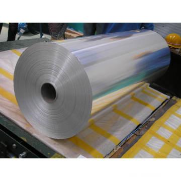 Feuille aluminium en aluminium pour salon de coiffure, papier aluminium 0,006mm ~ 0.009mm