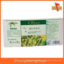 Гуанчжоу производитель оптовая пользовательская липкая маслостойкая этикетка для упаковки пищевых продуктов