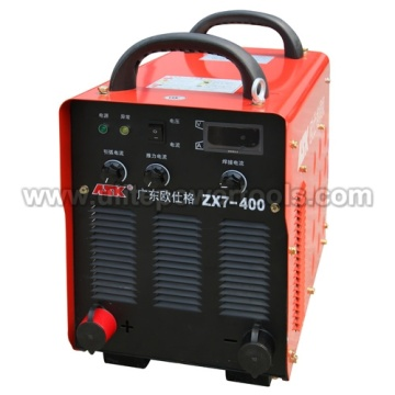 ZX7 Series IGBT Inverter MMA Welder DC mosfet welding machine