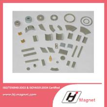 Китай дешевые сертифицированные N35-N52 постоянного неодимовый магнит