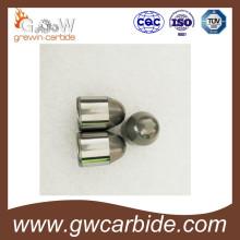 Bits de botão de carboneto de tungstênio