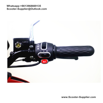 60 Range 400w Permanent Magnet Electric Trike