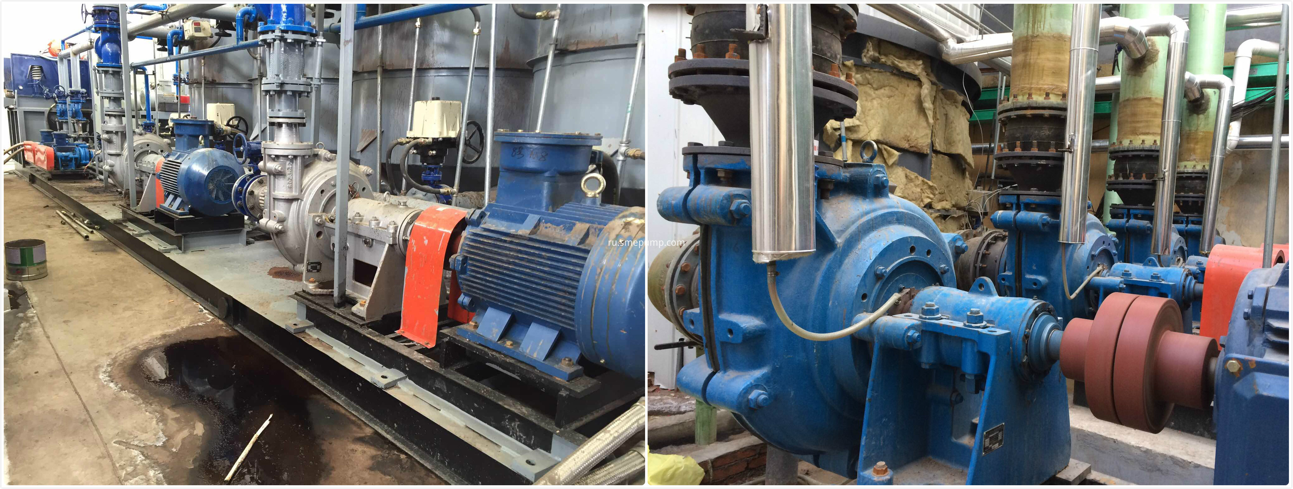 ZJ Slurry Pumps