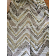 New arrival polyester jacquard curtain fabric