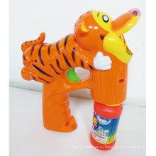 Летняя музыкальная игрушка Tiger Bubble Gun Toy