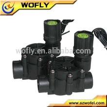 "3/4 ""válvula elétrica plástica da água"