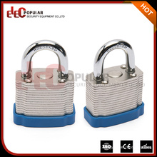 Elecpopular High Quality 34mm Short Shackle Laminated Padlock