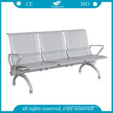 AG-Twc004 Aluminium Stuhl Ce ISO Genehmigt Klinik Wartesessel