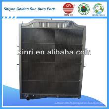 Radiateur en cuivre pour Steyr 0267 avec la taille de base 875 * 680mm