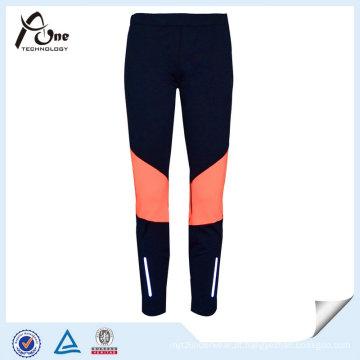 Mulheres por atacado leggings de ginásio de calças justas de nylon