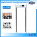 Detector de metais do quadro de porta da arcada para o controlo de segurança