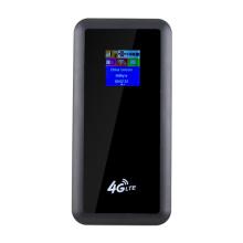 Punto de acceso wifi cat4 4G con enrutador powerbank lte