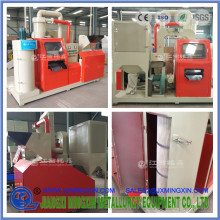 Mesin Wire Granulator Wire / Cable Tembaga