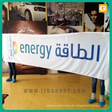 Bandeira nova do tecido do blockout do projeto com preço de grosso da fábrica