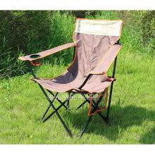 Cadeiras dobráveis acampando ao ar livre por atacado, mão portátil a cadeira