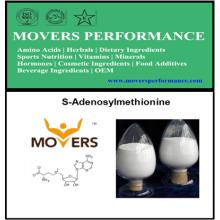 S-Adenosylmethionine de haute qualité avec le numéro de CAS: 29908-03-0