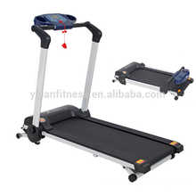 YJ-02 1.5hp DC home use small motorized treadmill