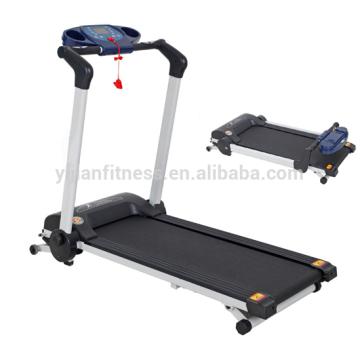 YJ-02 1.5hp DC home use small motorized treadmill