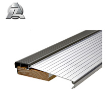 aluminum door ramp type threshold
