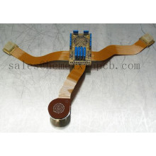 HDI Flexible circuit assembly