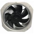 225x225x80mm Металлическое рабочее колесо AC осевой вентилятор