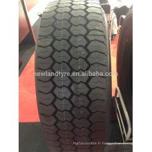 11R22.5 pneus de haute qualité 11R22.5 mêmes que Hankook