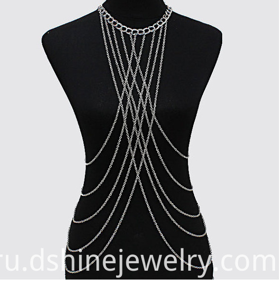 High Quality Body Chain Necklace