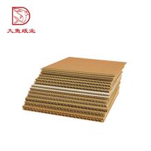 Caja de empaquetado reciclable barata del cartón de la impresión a medida