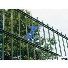 Двойной проволоки забор для зоопарка
