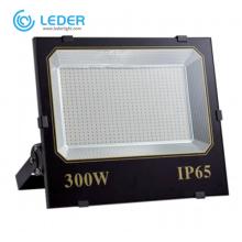 LEDER High Power Black 300W LED Flood Light