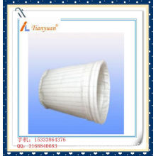 anti static polyester needle felt filter bag used in cement industry filtration
