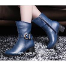 Atacado e varejo china sola plana sapatos mulheres botas