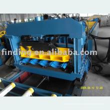 Hochwertige Metall Fliesen Umformmaschine