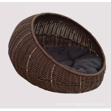 (BC-PK1001) High Quality Handmade Rattan Pet House