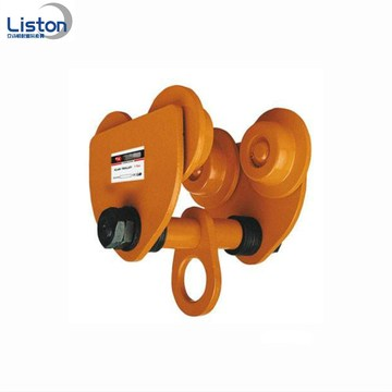 มือดึง GCL Plain Geared Beam Trolley
